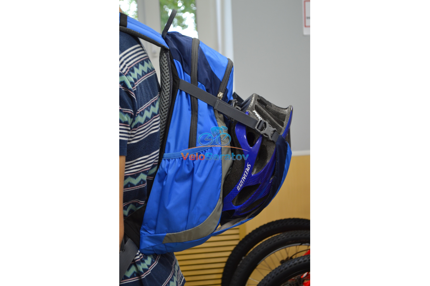 Рюкзаки Рюкзак Deuter Cross Bike 18 2019 Артикул 4046051049342, 4046051049359