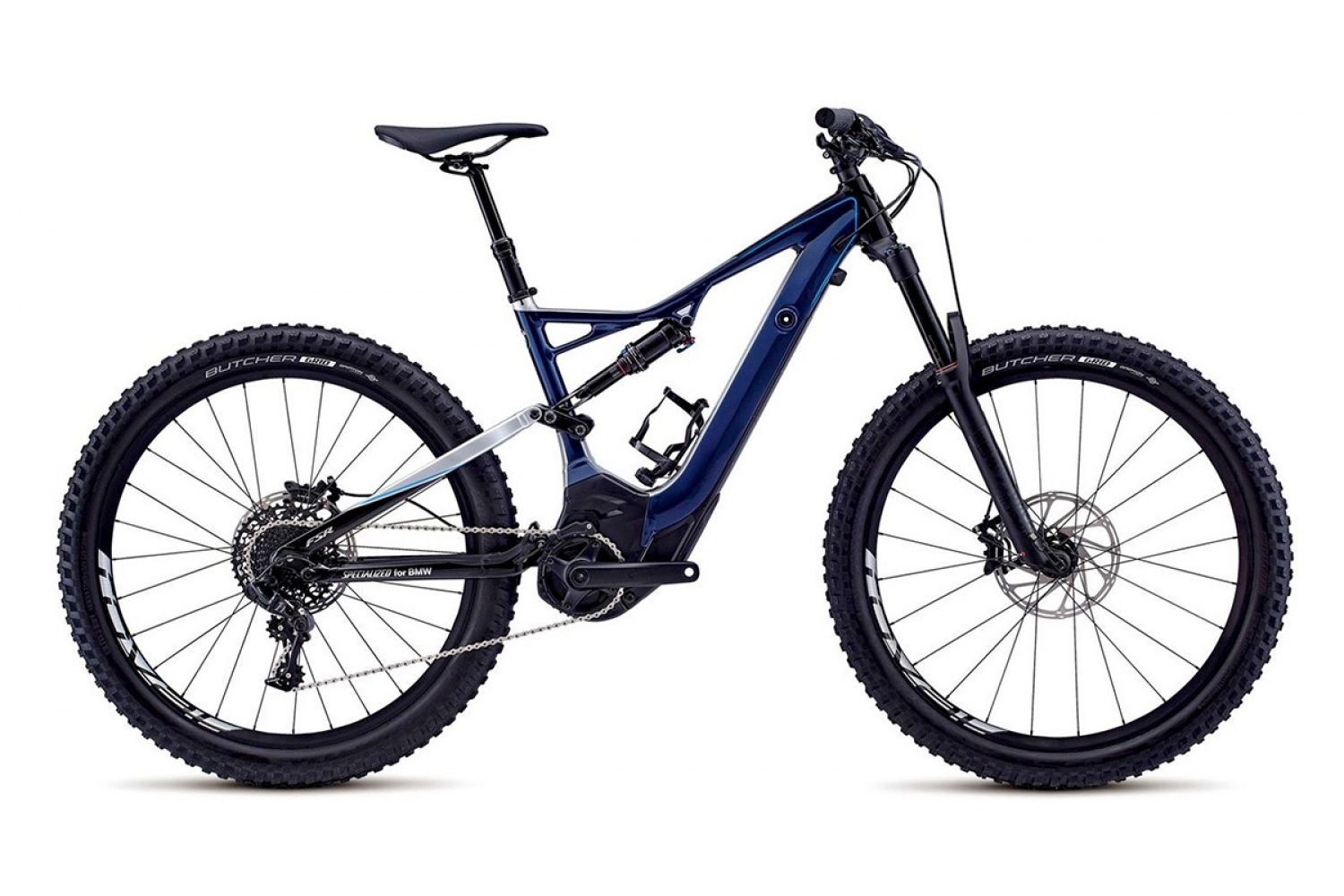 TURBO LEVO - лучшее из возможного! Specialized Turbo Levo FSR Men Comp 6Fattie special series Артикул 95218-6504