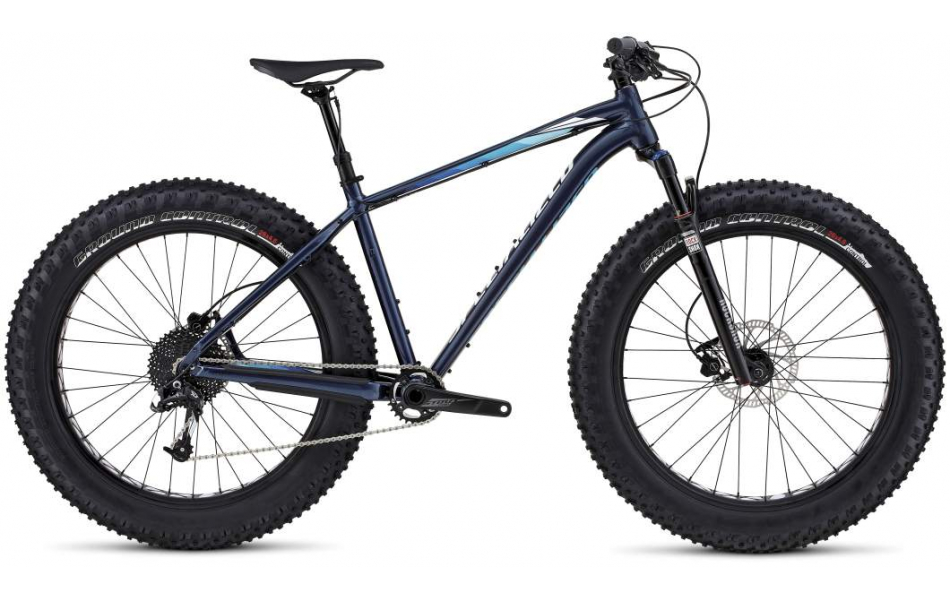 Горные велосипеды Fatbike (Фэтбайк) Specialized Fatboy Trail 2016 Артикул 99516-7202, 99516-7203, 99516-7204, 99516-7205, 99516-7302, 99516-7303, 99516-7304, 99516-7305